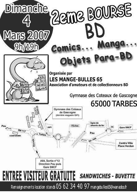 2ème Bourse - 2007 -
