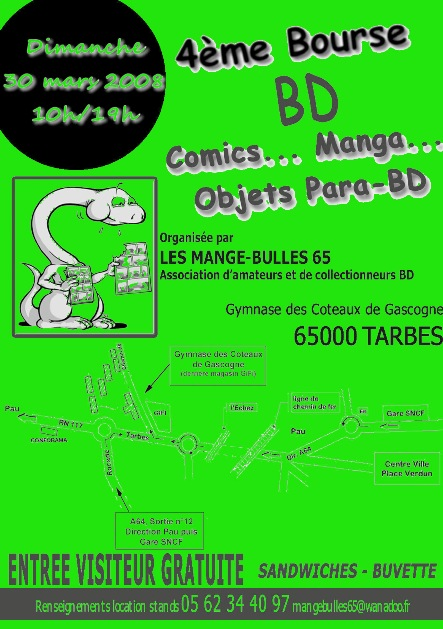 4ème Bourse - 2008 -