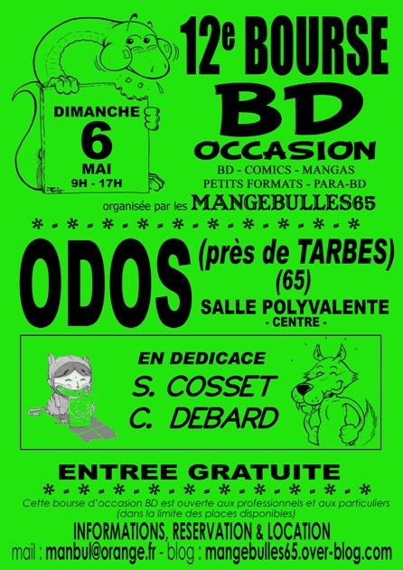 12ème Bourse - 2012 -